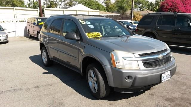 2005 CHEVROLET EQUINOX LT 4DR SUV dark silver metallic limited warranty included to assure your w