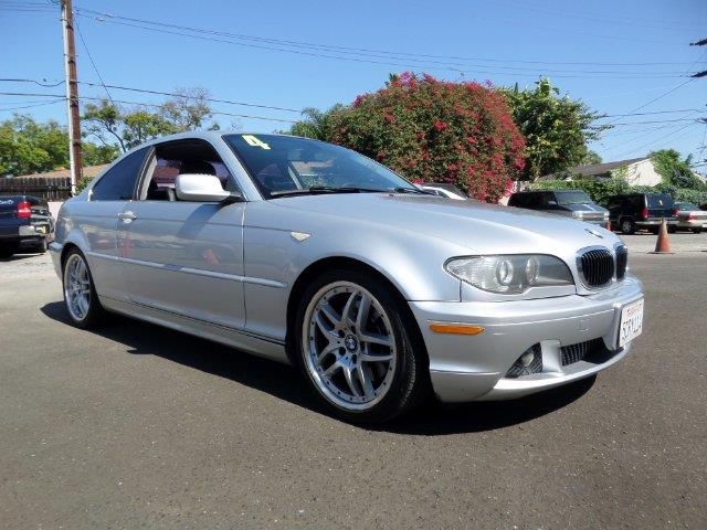 2004 BMW 3 SERIES 330CI 2DR COUPE silver plimited warranty included to assure your worry-free purc