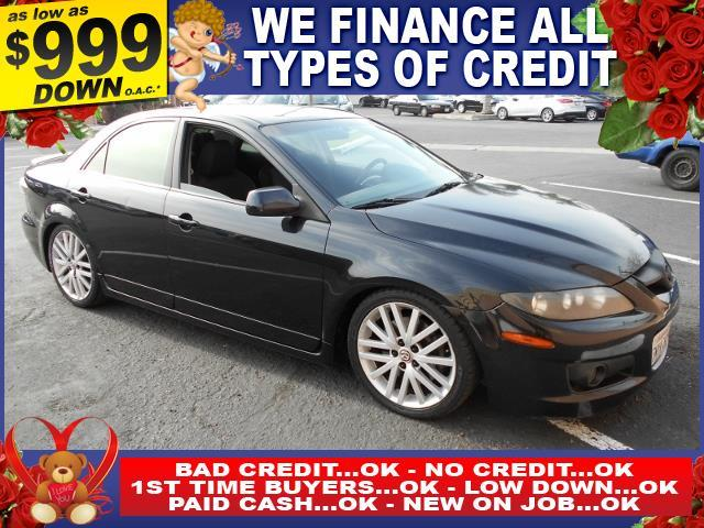 2007 MAZDA MAZDASPEED6 AWD black limited warranty included to assure your worry-free purchase au