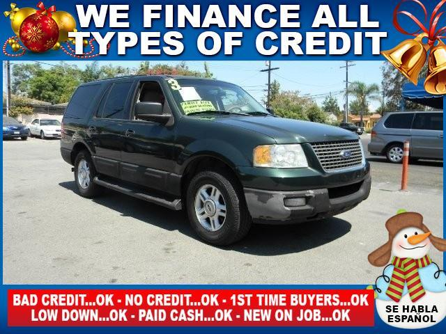 2003 FORD EXPEDITION XLT 4DR SUV green limited warranty included to assure your worry-free purcha