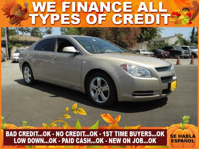 2008 CHEVROLET MALIBU LT 4DR SEDAN W1LT tan limited warranty included to assure your worry-free