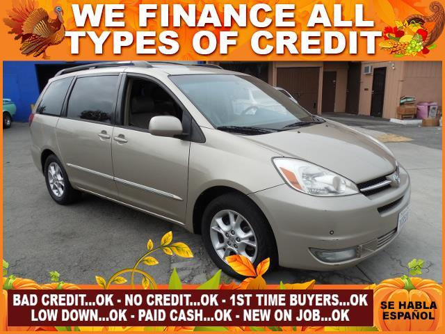 2005 TOYOTA SIENNA XLE LIMITED 7 PASSENGER 4DR MINI gold limited warranty included to assure your