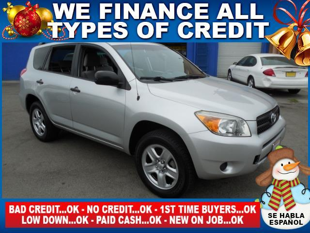 2008 TOYOTA RAV4 BASE 4DR SUV WTH THIRD ROW PACK silver limited warranty included to assure your
