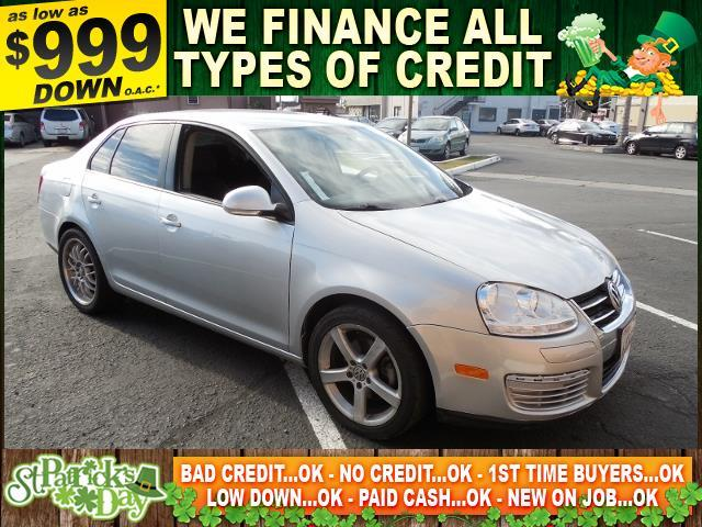 2009 VOLKSWAGEN JETTA S PZEV 4DR SEDAN 6A silver limited warranty included to assure your worry-f