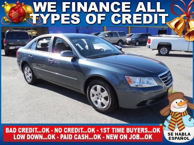 2010 HYUNDAI SONATA GLS 4DR SEDAN 5A gray limited warranty included to assure your worry-free pur