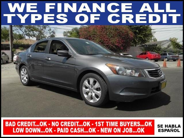2009 HONDA ACCORD LX 4DR SEDAN 5A gray limited warranty included to assure your worry-free purcha