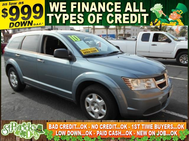 2010 DODGE JOURNEY SE 4DR SUV gray limited warranty included to assure your worry-free purchase