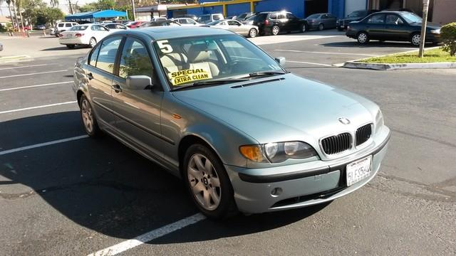 2005 BMW 3 SERIES 325I 4DR SEDAN steel blue metallic limited warranty included to assure your wor