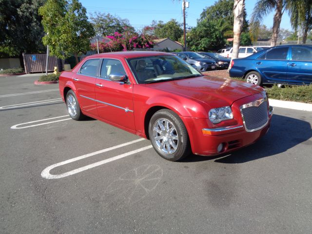 2008 CHRYSLER 300 C HEMI 4DR SEDAN red limited warranty included to assure your worry-free purchas