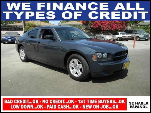 2007 DODGE CHARGER BASE 4DR SEDAN gray limited warranty included to assure your worry-free purcha