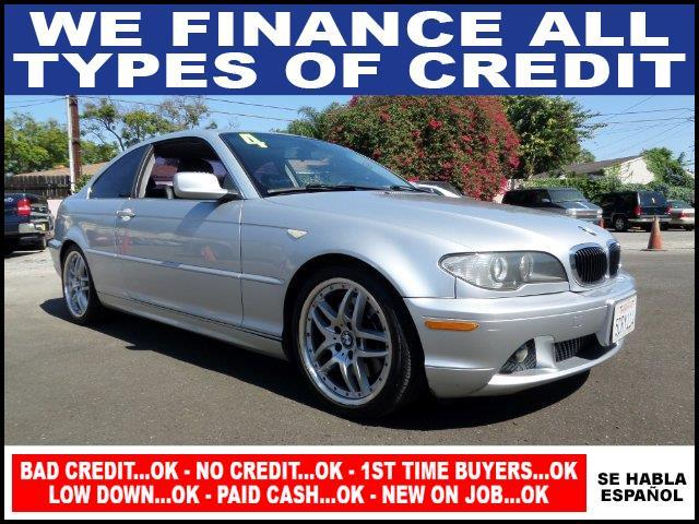 2004 BMW 3 SERIES 330CI 2DR COUPE silver plimited warranty included to assure your worry-free pur