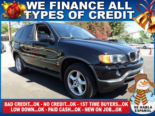 2003 BMW X5 30I AWD 4DR SUV black limited warranty included to assure your worry-free purchase