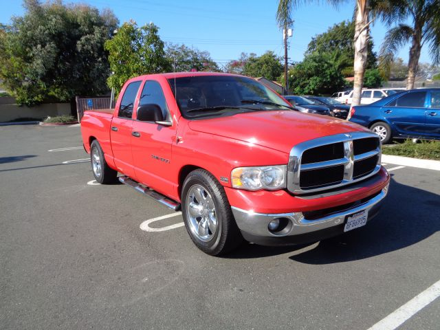 2004 DODGE RAM PICKUP 1500 SLT 4DR QUAD CAB RWD SB red limited warranty included to assure your w