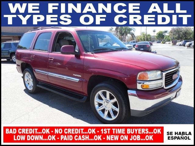 2004 GMC YUKON SLT 4DR SUV red limited warranty included to assure your worry-free purchase autoc