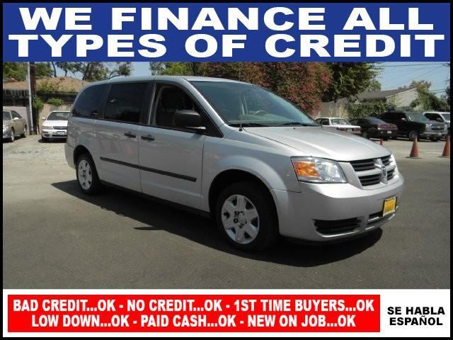 2008 DODGE GRAND CARAVAN SE 4DR EXTENDED MINI VAN silver limited warranty included to assure your