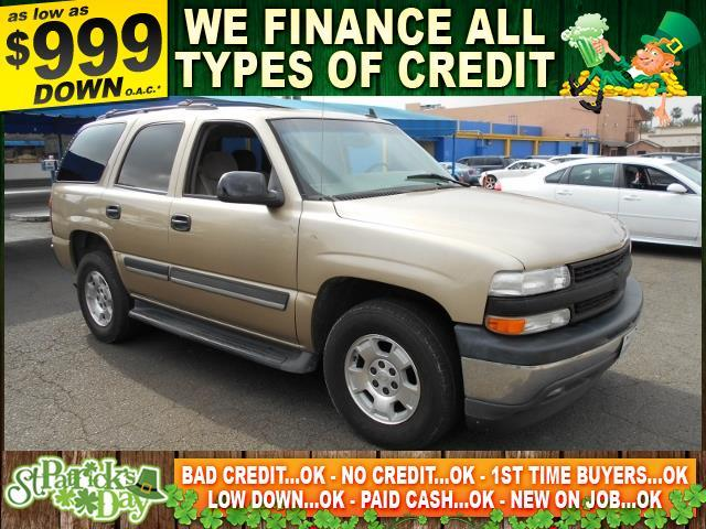 2006 CHEVROLET TAHOE LT 4DR SUV gold limited warranty included to assure your worry-free purchase