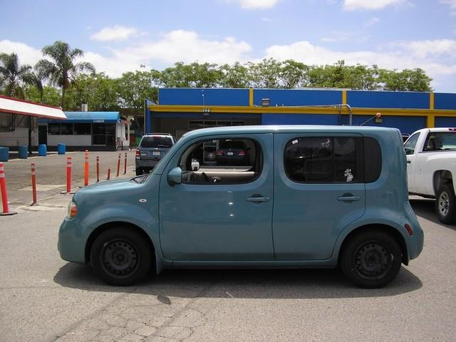 2009 NISSAN CUBE 18 S blue limited warranty included to assure your worry-free purchase autoche