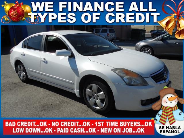 2008 NISSAN ALTIMA 25 S white limited warranty included to assure your worry-free purchase auto