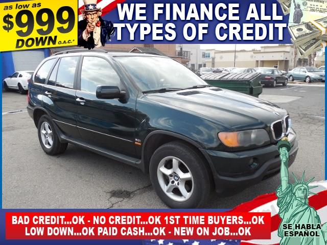 2003 BMW X5 30I AWD 4DR SUV green limited warranty included to assure your worry-free purchase