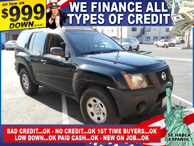 2010 NISSAN XTERRA 40 black limited warranty included to assure your worry-free purchase autoch