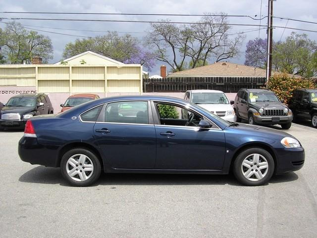 2008 CHEVROLET IMPALA LS 4DR SEDAN blue limited warranty included to assure your worry-free purch