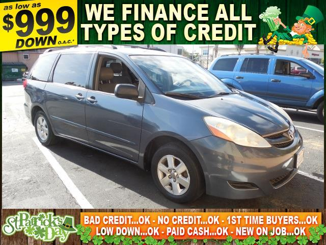 2006 TOYOTA SIENNA LE gray limited warranty included to assure your worry-free purchase autochec
