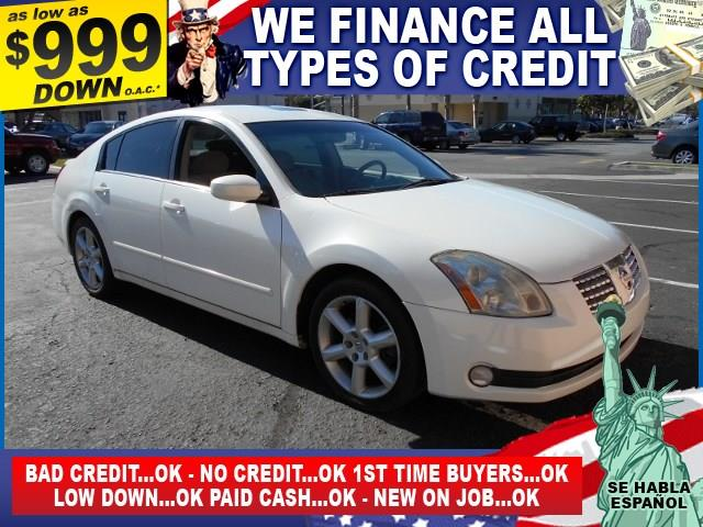 2006 NISSAN MAXIMA SE white limited warranty included to assure your worry-free purchase autoche