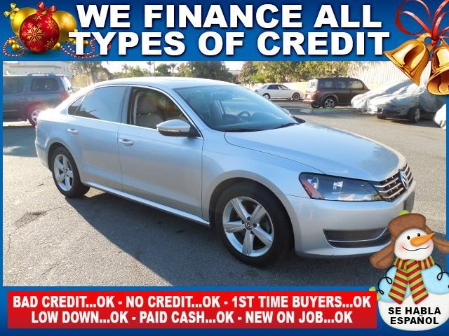 2012 VOLKSWAGEN PASSAT SE silver limited warranty included to assure your worry-free purchase au
