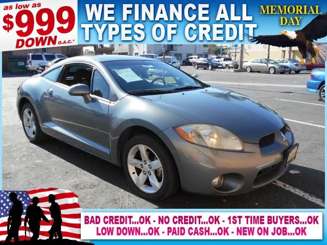 2006 MITSUBISHI ECLIPSE GT 2DR HATCHBACK WAUTOMATIC gray limited warranty included to assure you