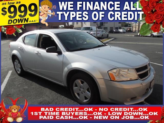 2010 DODGE AVENGER SXT 4DR SEDAN silver limited warranty included to assure your worry-free purch