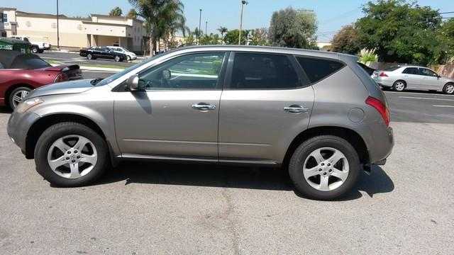 2004 NISSAN MURANO SL AWD 4DR SUV luminous gold metallic limited warranty included to assure your