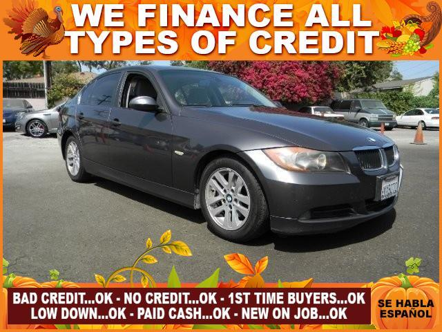 2006 BMW 3 SERIES 325I 4DR SEDAN gray limited warranty included to assure your worry-free purchas