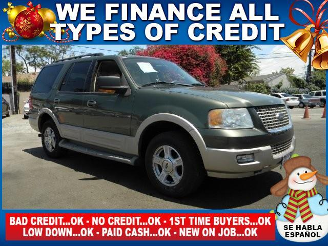 2006 FORD EXPEDITION EDDIE BAUER 4DR SUV green limited warranty included to assure your worry-fre