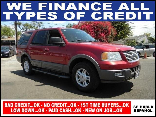 2004 FORD EXPEDITION XLT 4DR SUV red limited warranty included to assure your worry-free purchase