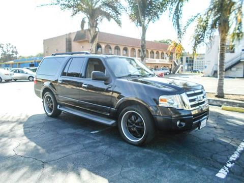 2010 Ford Expedition EL for sale in Santa Ana, CA