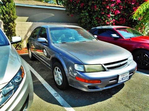 1997 Nissan Maxima for sale in Santa Ana, CA