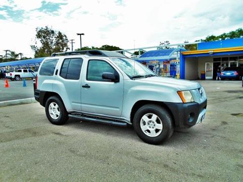2007 Nissan Xterra for sale in Santa Ana, CA
