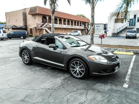 2012 Mitsubishi Eclipse Spyder for sale in Santa Ana, CA