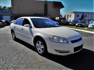 2006 Chevrolet Impala for sale in Santa Ana, CA