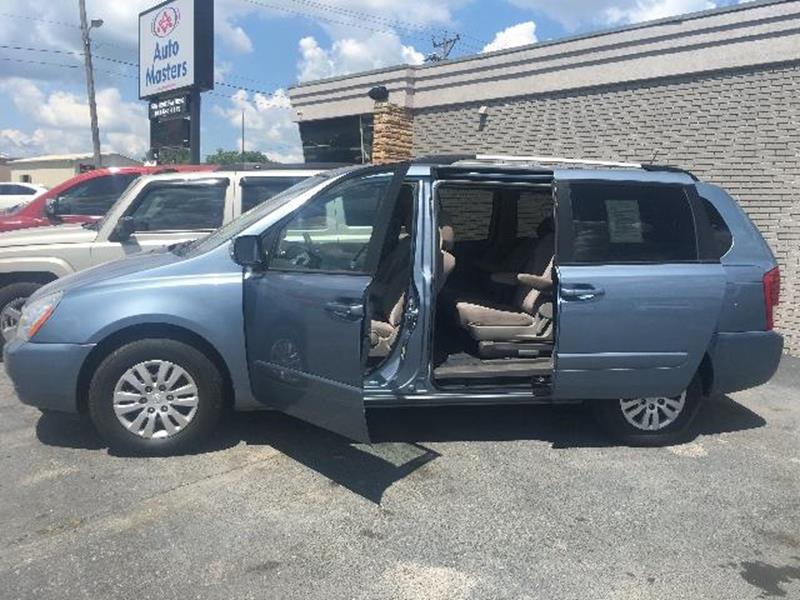 2012 Kia Sedona LX 4dr Mini-Van LWB - Nashville TN