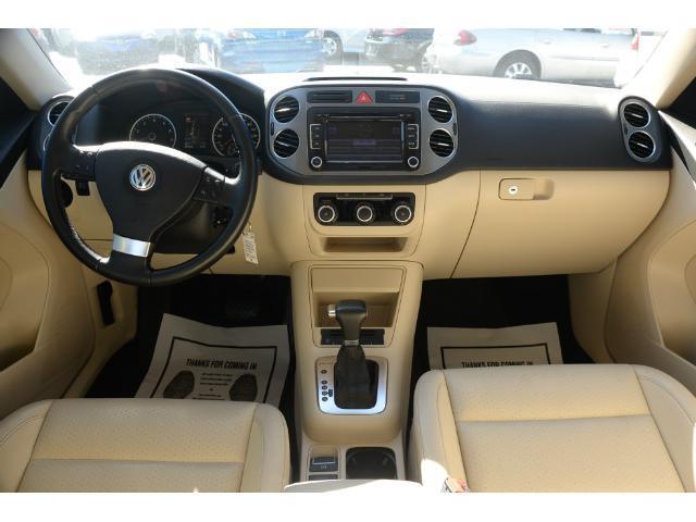 2010 Volkswagen Tiguan AWD 4dr Wolfsburg - Nashville TN