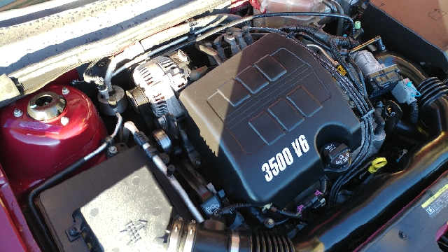 2005 Chevrolet Malibu Maxx LS 4dr Hatchback - Garden City ID