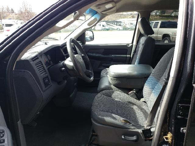 2007 Dodge Ram Pickup 1500 SLT 4dr Quad Cab 4WD SB - Garden City ID