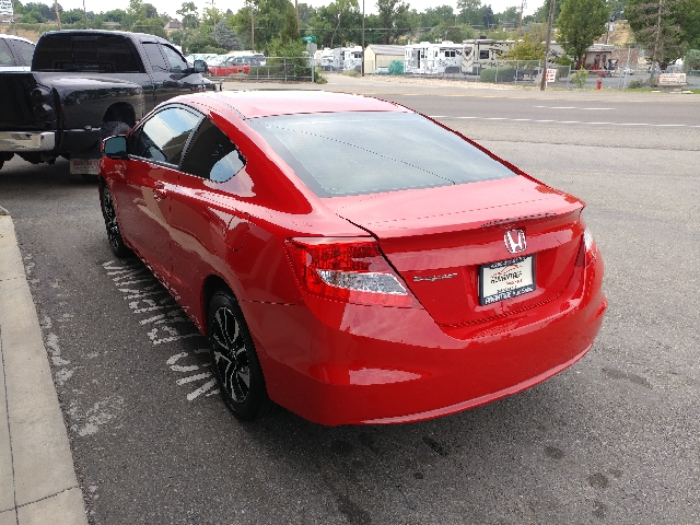 2013 Honda Civic EX 2dr Coupe 5A - Garden City ID