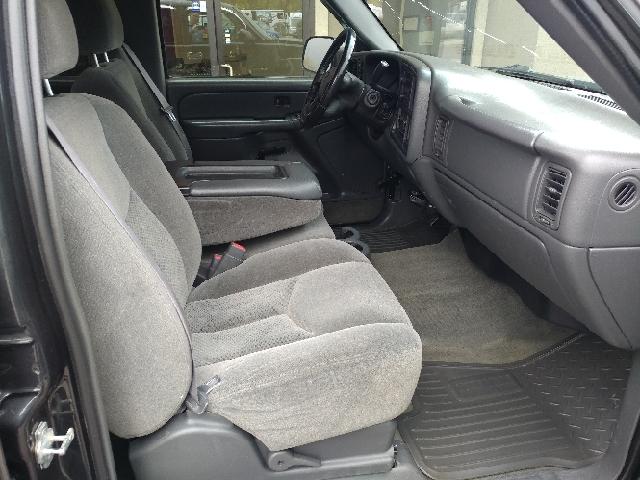 2005 Chevrolet Silverado 1500HD LS 4dr Crew Cab 4WD SB - Garden City ID
