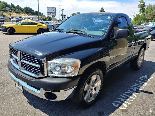 2007 Dodge Ram Pickup 1500 ST 2dr Regular Cab SB - Garden City ID