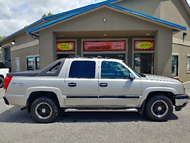2006 Chevrolet Avalanche LS 1500 4dr Crew Cab 4WD SB - Garden City ID