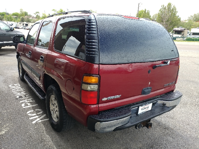 2004 Chevrolet Tahoe LS 4dr SUV - Garden City ID