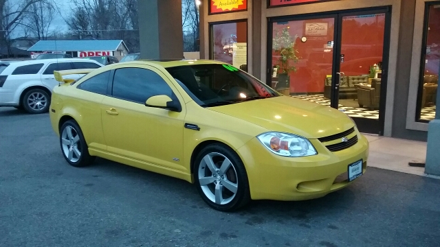 2006 Chevrolet Cobalt SS 2dr Coupe w/ Front and Rear Head Airbags - Garden City ID