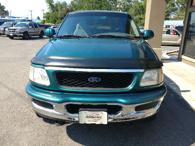 1998 Ford F-150 3dr XLT 4WD Extended Cab SB - Garden City ID